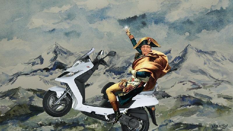 hollande-caricature