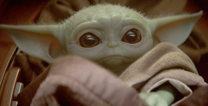 Bébé Yoda, nouveau chouchou des internautes