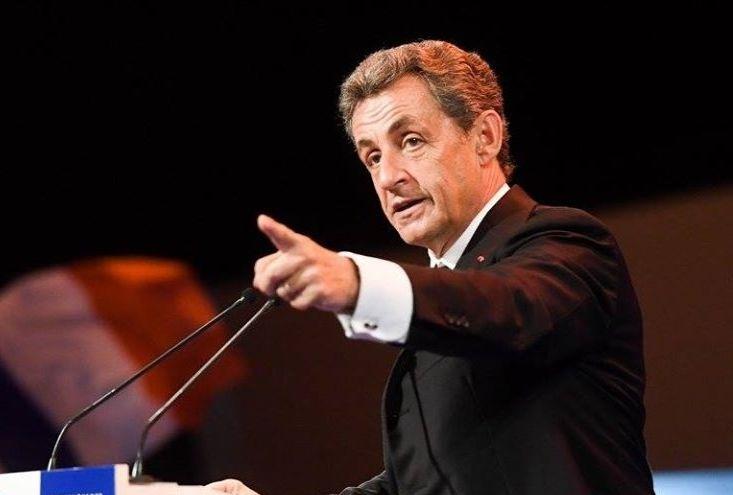 Nicolas Sarkozy, président de la République de France de 2007 à 2012.