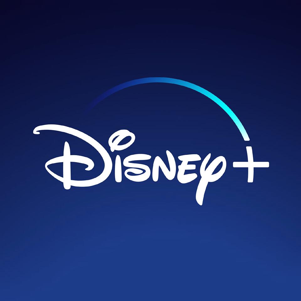 Le logo de Disney+.