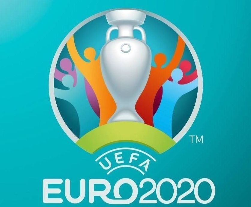 Logo officiel de l'Euro 2020.