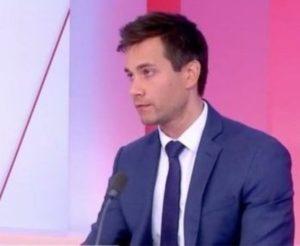 Pierre Person, délégué général adjoint de La République en Marche.